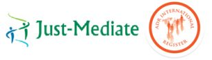 Just Mediate logo