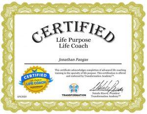 Life Coach Jonathan Pangas of Just Mediate
