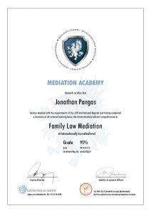 Just-Mediate ADR International Ass CErtified Arbitrator & Master Negotiator