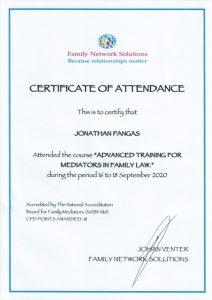 Family Network Solutions Jonathan Pangas